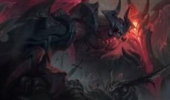 世界的终结者,LOL暗裔剑魔·亚托克斯重做预告