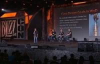 暴雪嘉年华开发者板块:职业设计部分要点