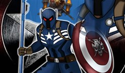 国际大片悄然而至 英雄联盟版手绘复仇者联盟