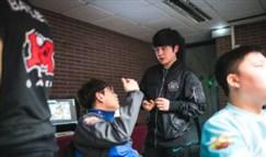 阿布:中国选手打法单一 全明星赛放不开