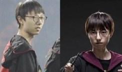 RNG身着出征服酷似忍者 香锅被调侃像哈利波特