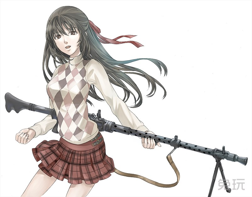 好看的日本动漫图片女生