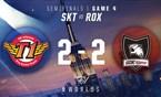 2016全球总决赛10月22日 ROX vs SKT第四场录像