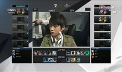 2015LCK春季赛第一轮:三星 vs JinAir 视频回顾