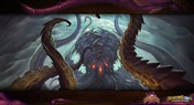 <font color='#FF0000'>炉石传说最强上古之神 橙卡恩佐斯原画发布</font>