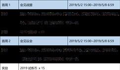 MSI季中试炼活动5月2日15:00正式开启!
