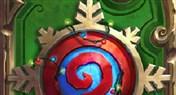 【一图流】玩家原创炉石传说圣诞节卡背