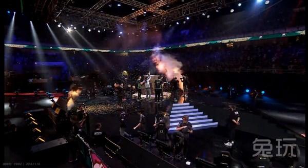 DOTA2全明星之夜,斗鱼打造国内最精彩有趣的对黑比赛