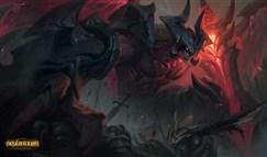 世界终结者 LOL暗裔剑魔·亚托克斯即将重做归来