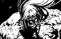 魔兽命题绘画:卡加斯-来来,彪起来!~~