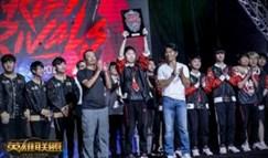 亚洲对抗赛数据统计公布 小虎KDA高居第一!