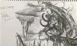 风暴英雄玩家伊利丹画作 游戏,玩的就是情怀