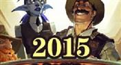 炉石奥斯卡特别篇 2015年炉石传说年终盘点