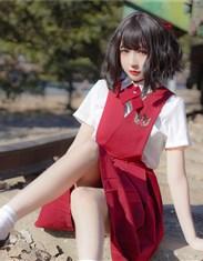 小腿超细的JK小姐姐!